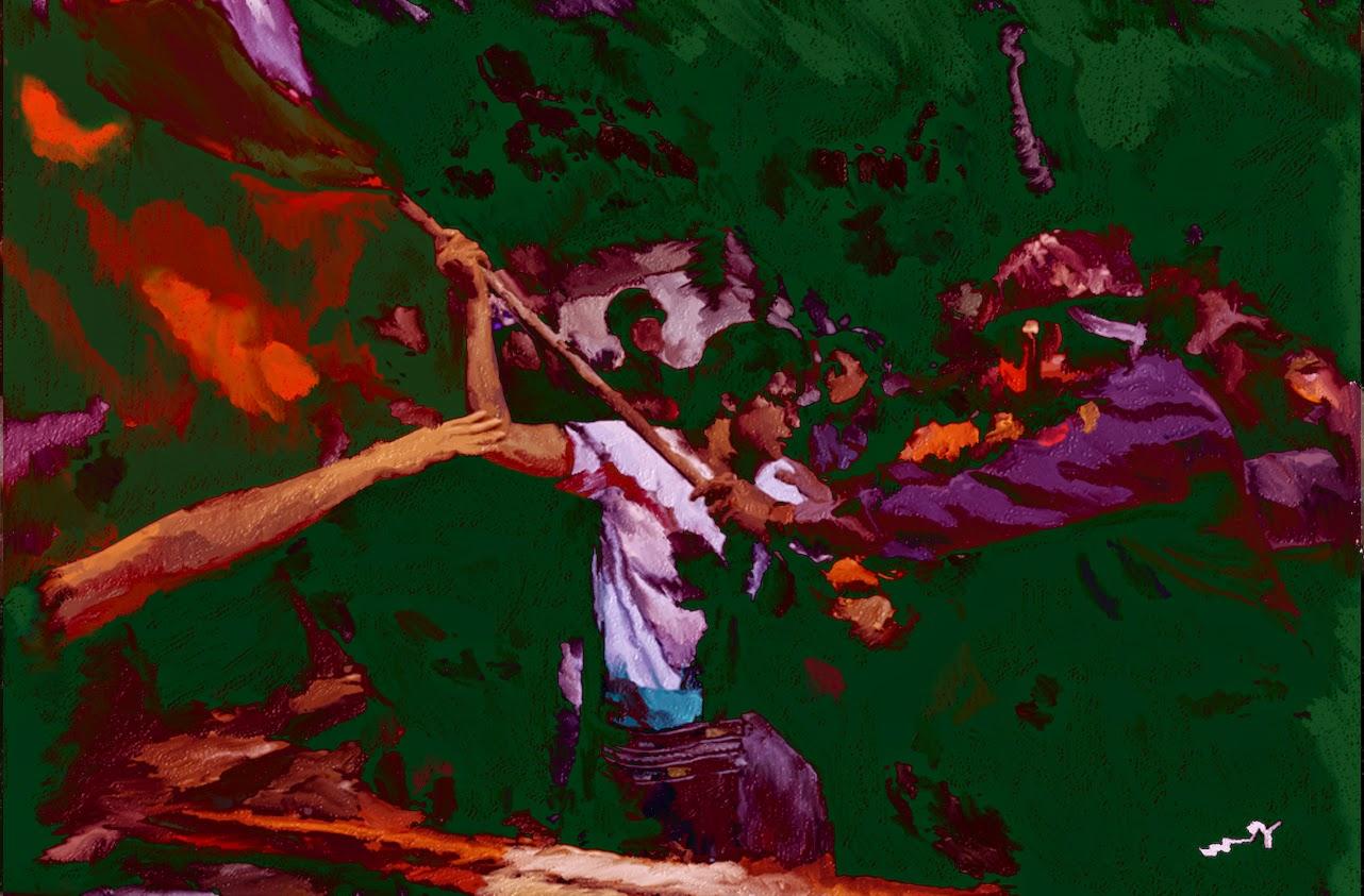 ဇင္လင္း – ခရစ္သကၠရာဇ္ ၂၀၁၄ (သို႔မဟုတ္) ျမန္မာ့ႏိုင္ငံေရးအႏႈတ္လကၡဏာျပတဲ့ႏွစ္
