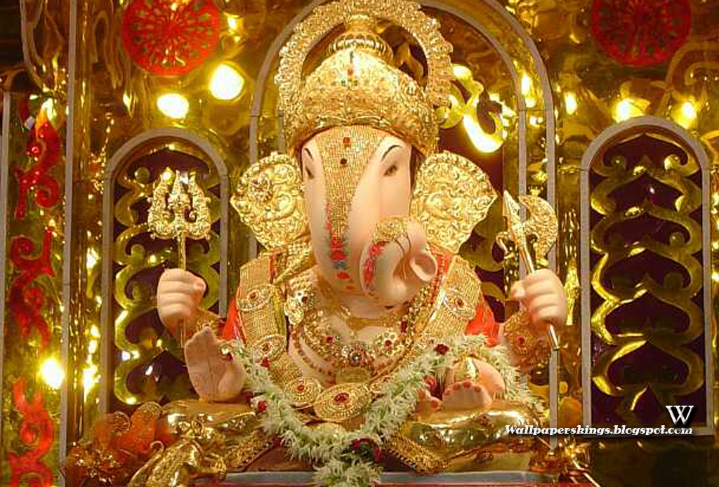 Lord Ganesh Wallpapers in HD - ॐ गणेशाय नमः