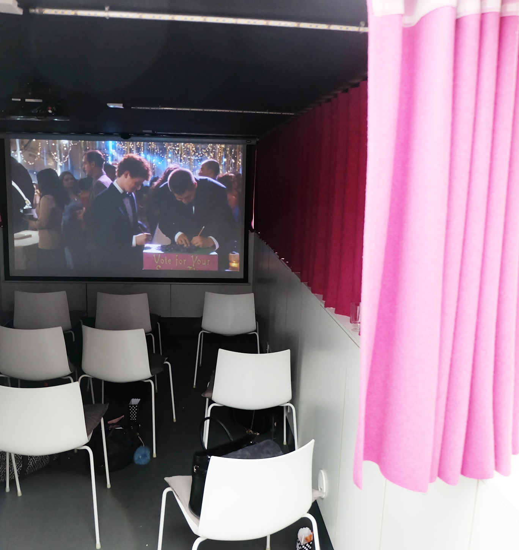 The Floating Cinema