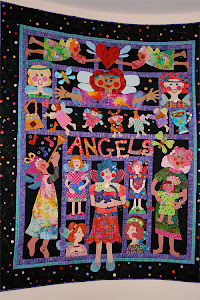 My Angel BOM -WELL done by Lois Podolny