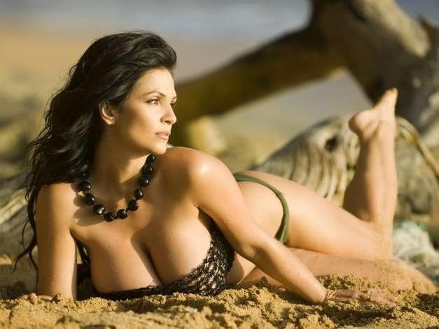 Denise Virieux nackt Nacktbilder Videos, Sextape
