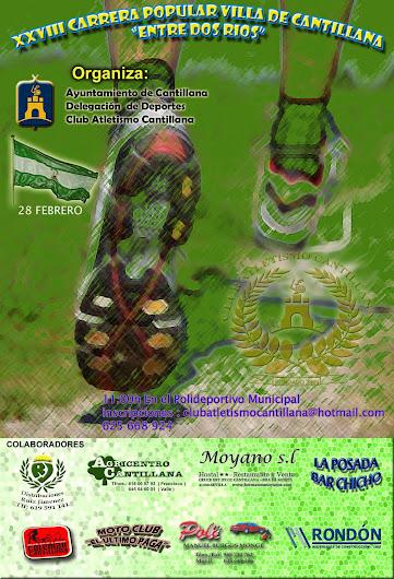 28-02-2012 XXVIII Carrera Popular Villa de Cantillana - Entre dos Ríos CARTEL%2B2