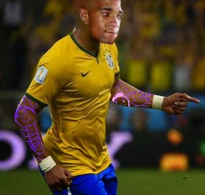Jugador de Brasil