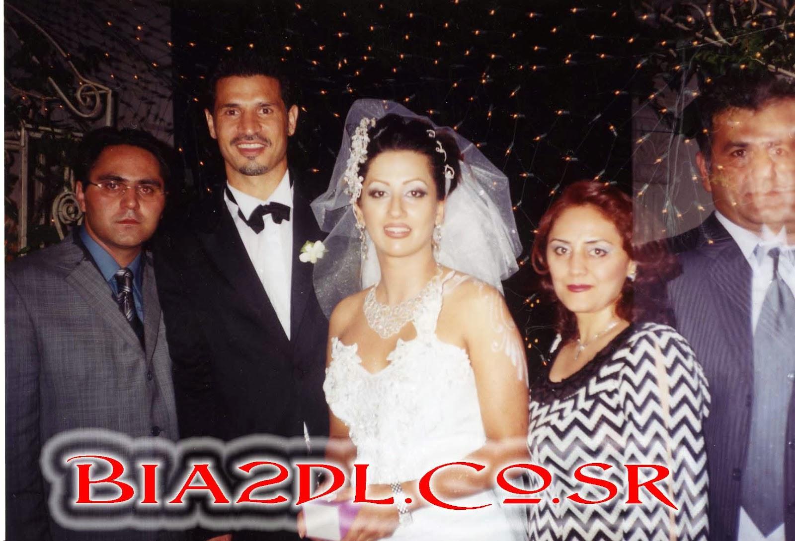 عکس علی دایی خانوادگی