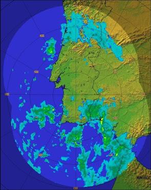 Radar meteo.pt