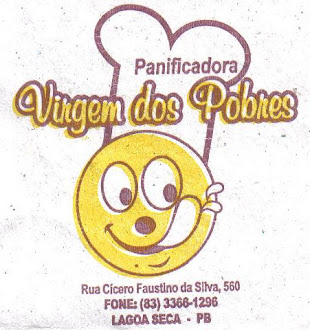 PANIFICADORA  VIRGEM DOS POBRES