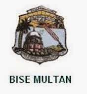 BISE Multan Results 2015
