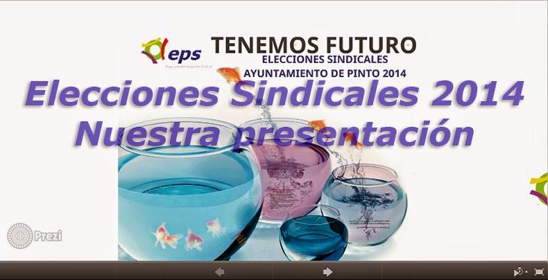 Elecciones Sindicales 2014