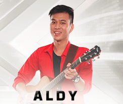 Aldy x factor indonesia 2015
