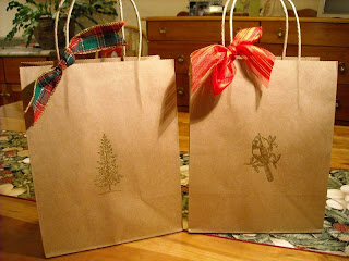 Cheap Paper Gift Bags Design
