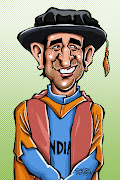 My cricinfo cartoons!