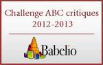 ABC challenge babelio