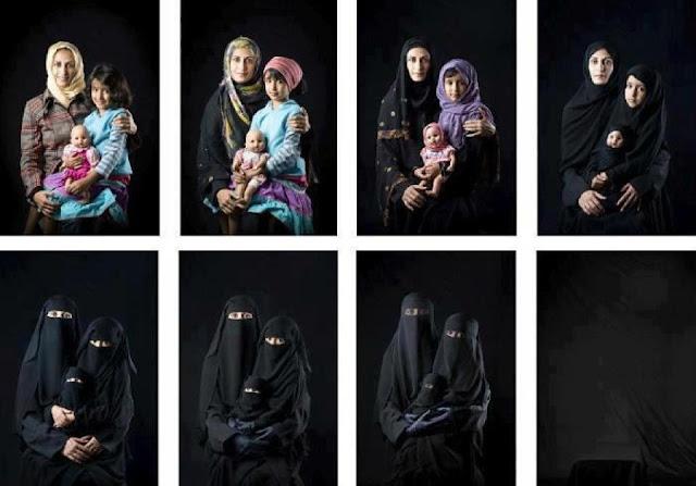 ¿Progresión? Burka