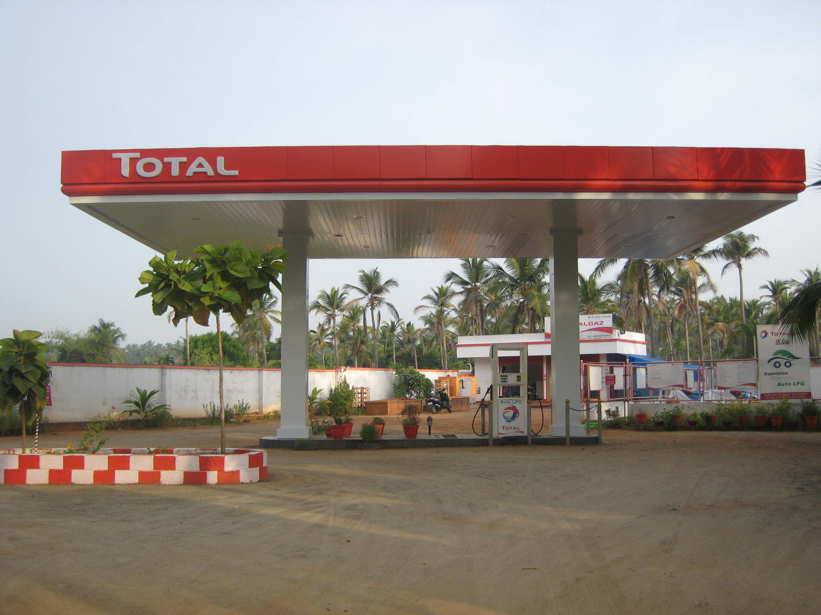 DC-Gas: New AUTO LPG DISPENSING STATION at Kottapadi Near ...