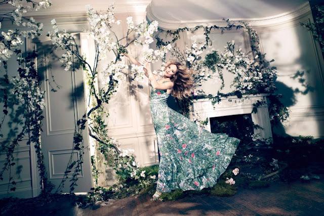 Conscious H&M Vanessa Paradis