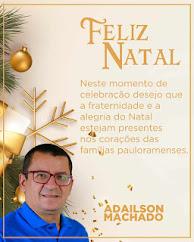 ADAILSON MACHADO PREFEITO ELEITO DE PAULO RAMOSM