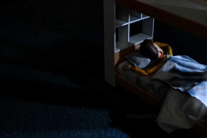 Hasil gambar untuk tidur gelap