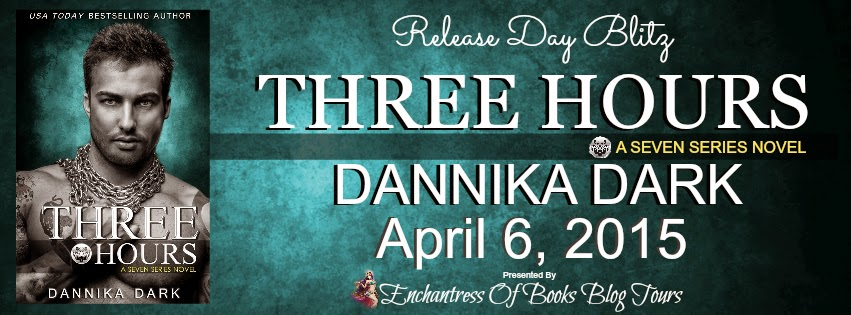Three Hours Blog Tour