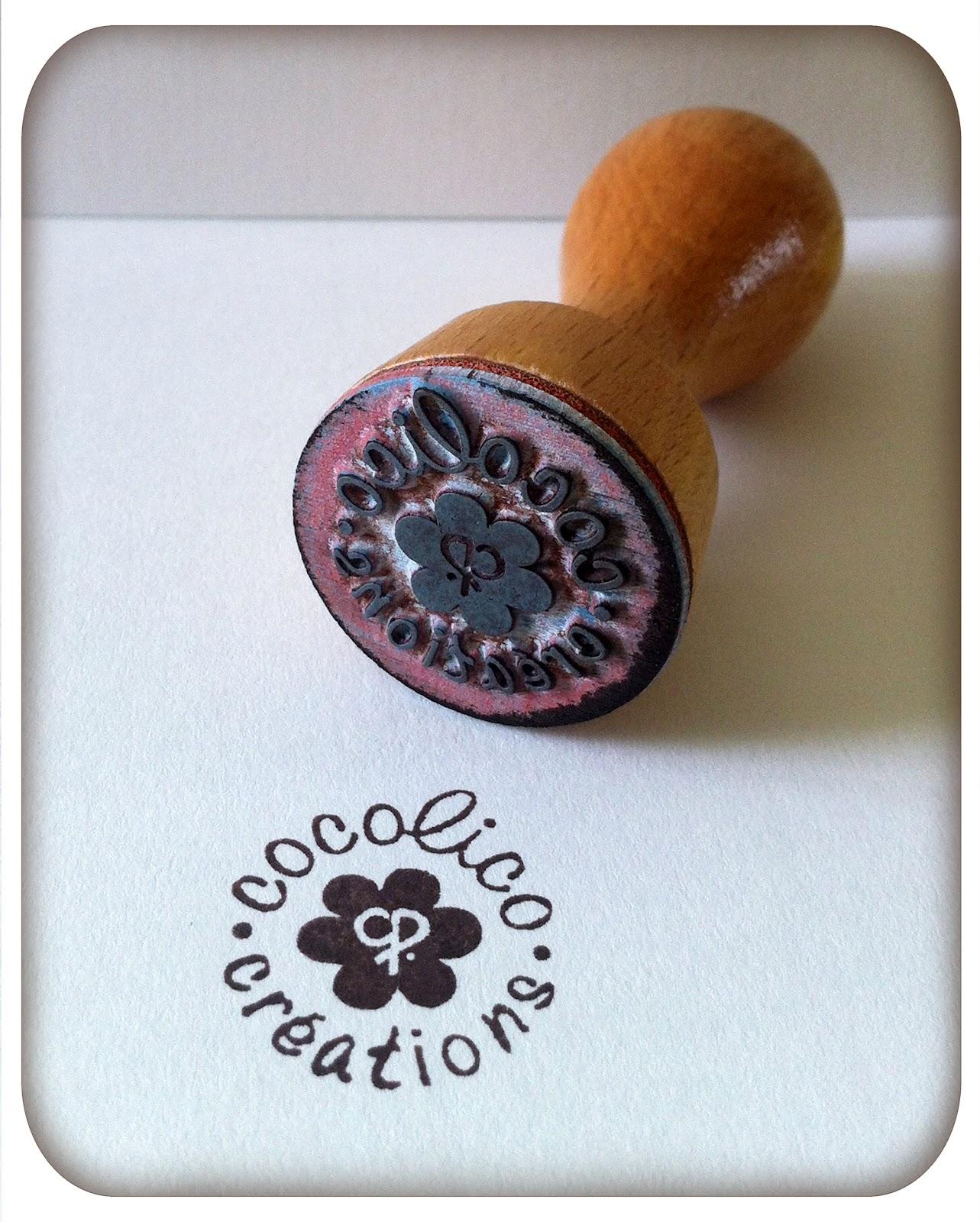 Souvent cocolico-creations: Un tampon personnalisé BB55