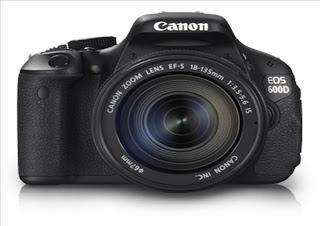 Harga dan Spesifikasi Canon EOS 60D Kit2