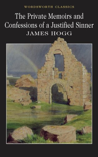 an analysis of private memoirs and confessions of a justified sinner by james hogg Description the private memoirs and confessions of a justified sinner is a novel  presented as a 'found document' with an introduction by an 'editor.