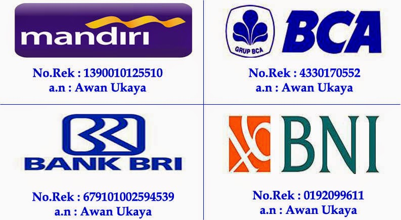 REKENING RESMI BANK DE NATURE