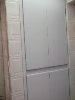 Closet cocina apto amoblado Bogota