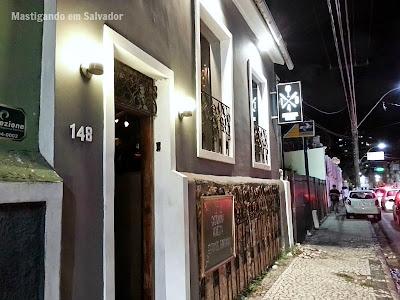 148 Gastronomia Honesta: Fachada