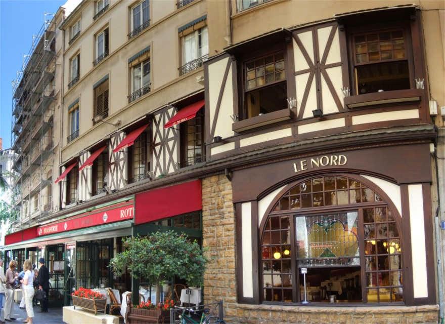 restaurantes de Francia