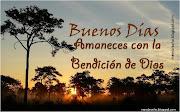 Photo: Dios les bendiga hermanos y amigos en este nuevo dia lleguemos ante .