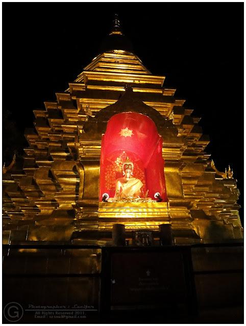 Photograph Temple Statue Monk