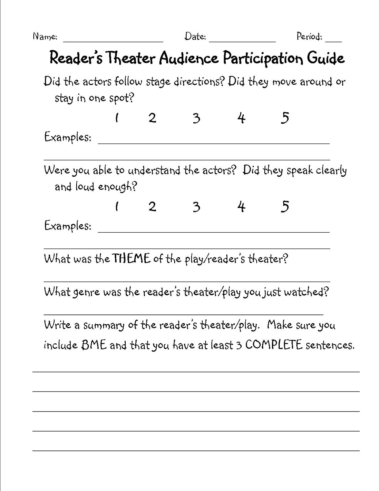 Free Worksheet Elements Of Drama Worksheet worksheet elements of drama joindesignseattle terms precommunity printables worksheets imperialdesignstudio printable