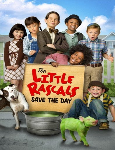 Ver The Little Rascals Save the Day (2014) Online