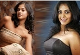 Actress Bindu Madhavi's Disappointment