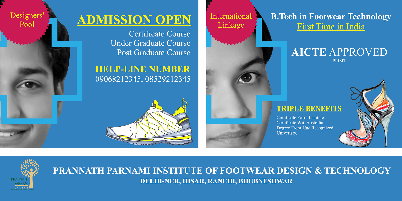 Banner Design Ideas aj banner bugs banner banner stand banner ideas roll up design work design design stuff print design art design 1st Option For College Banner Design With The Attractive Blue Color Scheme And Eye Catching Pic And Make A Great Concept Design For Our Client Prannath