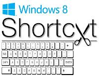 ShortCutKey untuk Memudahkan Menggunakan Windows 8