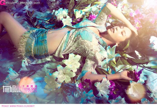 2 Pan Shuangshuang-very cute asian girl-girlcute4u.blogspot.com