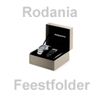 Rodania Feestfolder