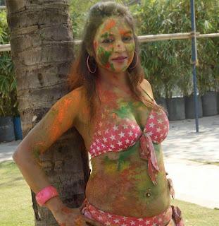 Marisa Verma Holi Bikini Picture Shoot Pictures 11.jpg