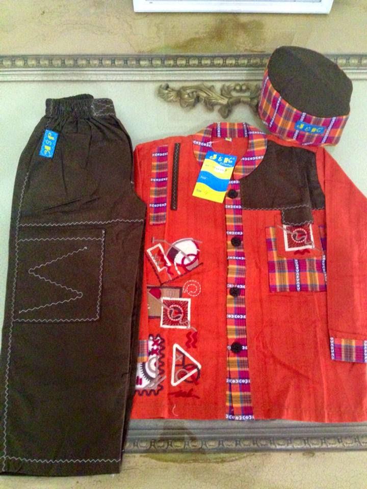 Baju Muslim Anak J & K