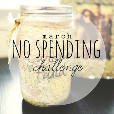 High-Heeled Love: Friday Confessional - No Spending Challenge (12x30 challenge)