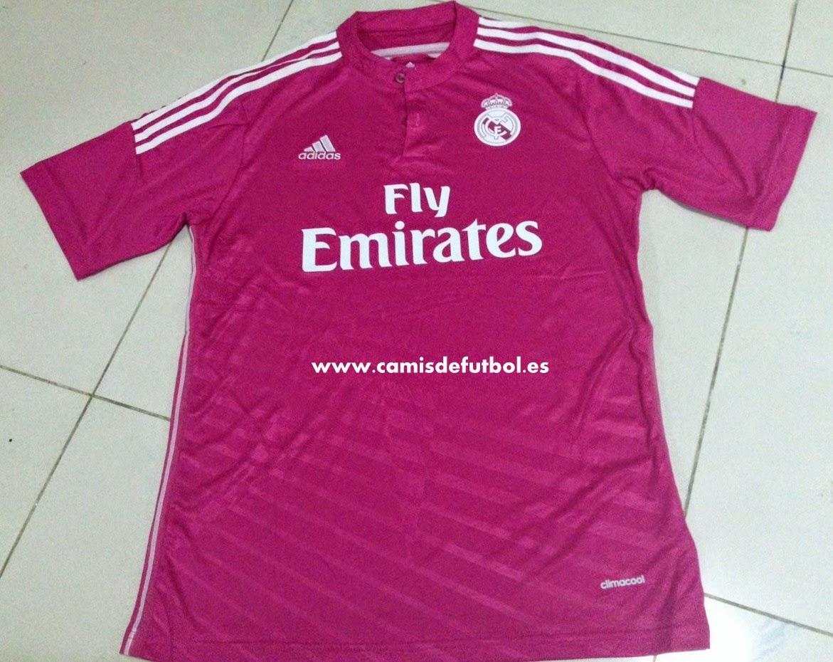 Real Madrid PINK  NUEVA