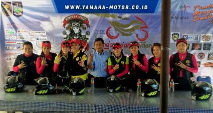7 Srikandi WOW Sukses Taklukkan Jakara – Lombok 1500km!