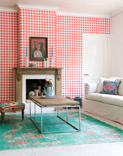 Hillsdale Furniture: Gingham Greatness