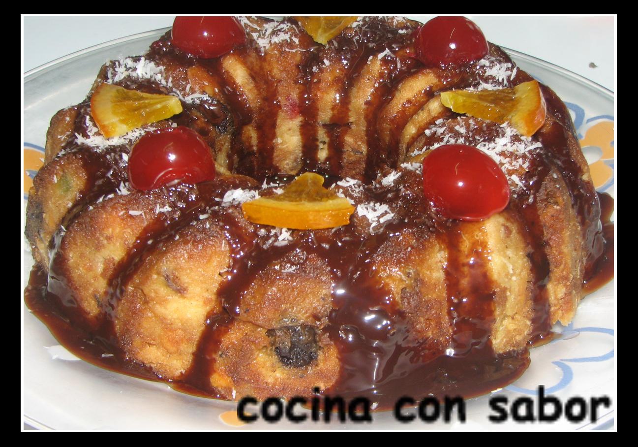 Cocina con sabor tarta de aprovechamiento syrita for Cocina de aprovechamiento