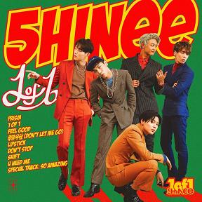 "SHINee - ""1 of 1"""
