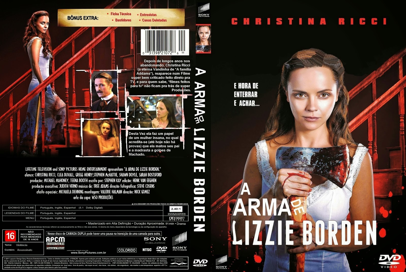 Borden download legend lizzie movie
