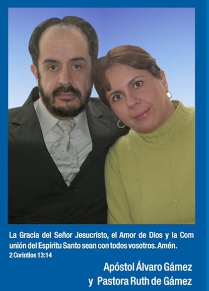 El Pastor   Lvaro G  Mez Del Ministerio Apost  Lico Y Prof  Tico Salem
