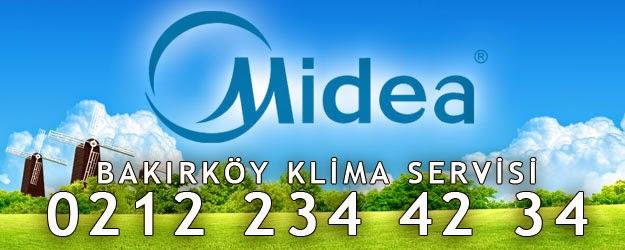 Midea Bakırköy Klima Bakımı