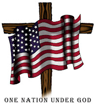 God &amp; our American flag